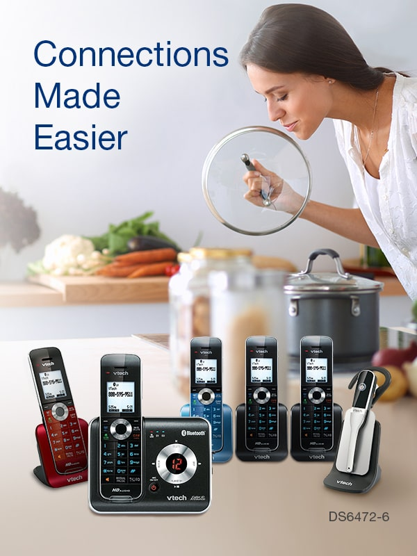 Vtech Cordless Phones Official Site Best Home Office Business Phones