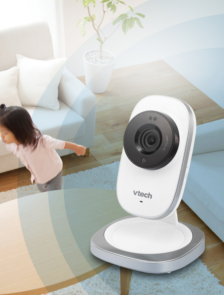 Wi-Fi HD Cameras | VTech Wireless Monitoring System | Smart Home