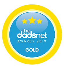 The Dadsnet Awards 2019 Gold