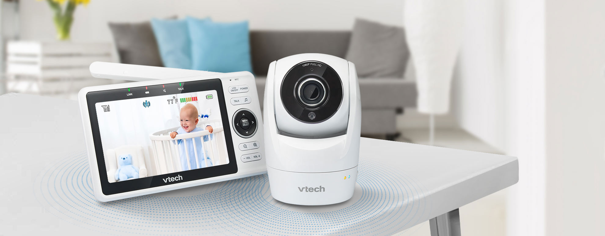 Advanced Baby Monitoring System