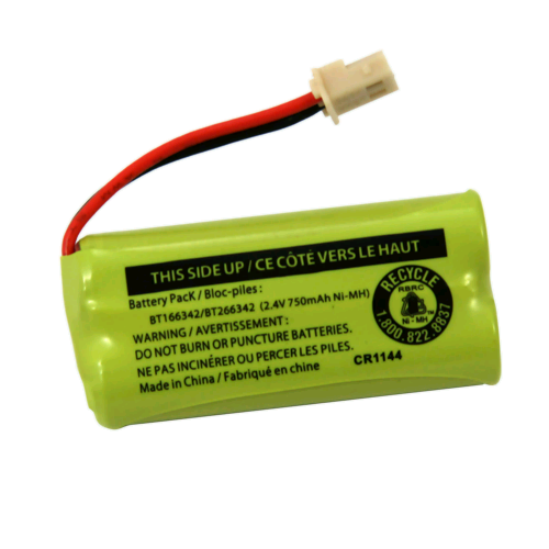 Battery compatible with multiple VTech Cordless Phones and VTech Audio Monitor Parent Unit