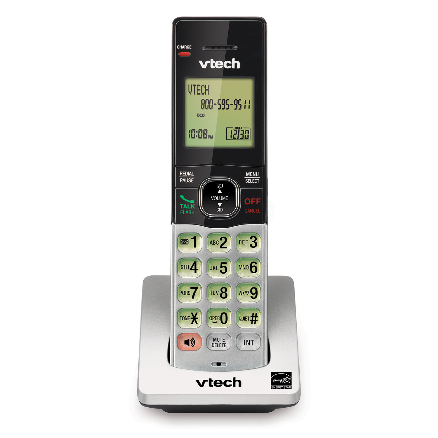 Cordless Phone With Caller Idcall Waiting Cs5119 Vtech