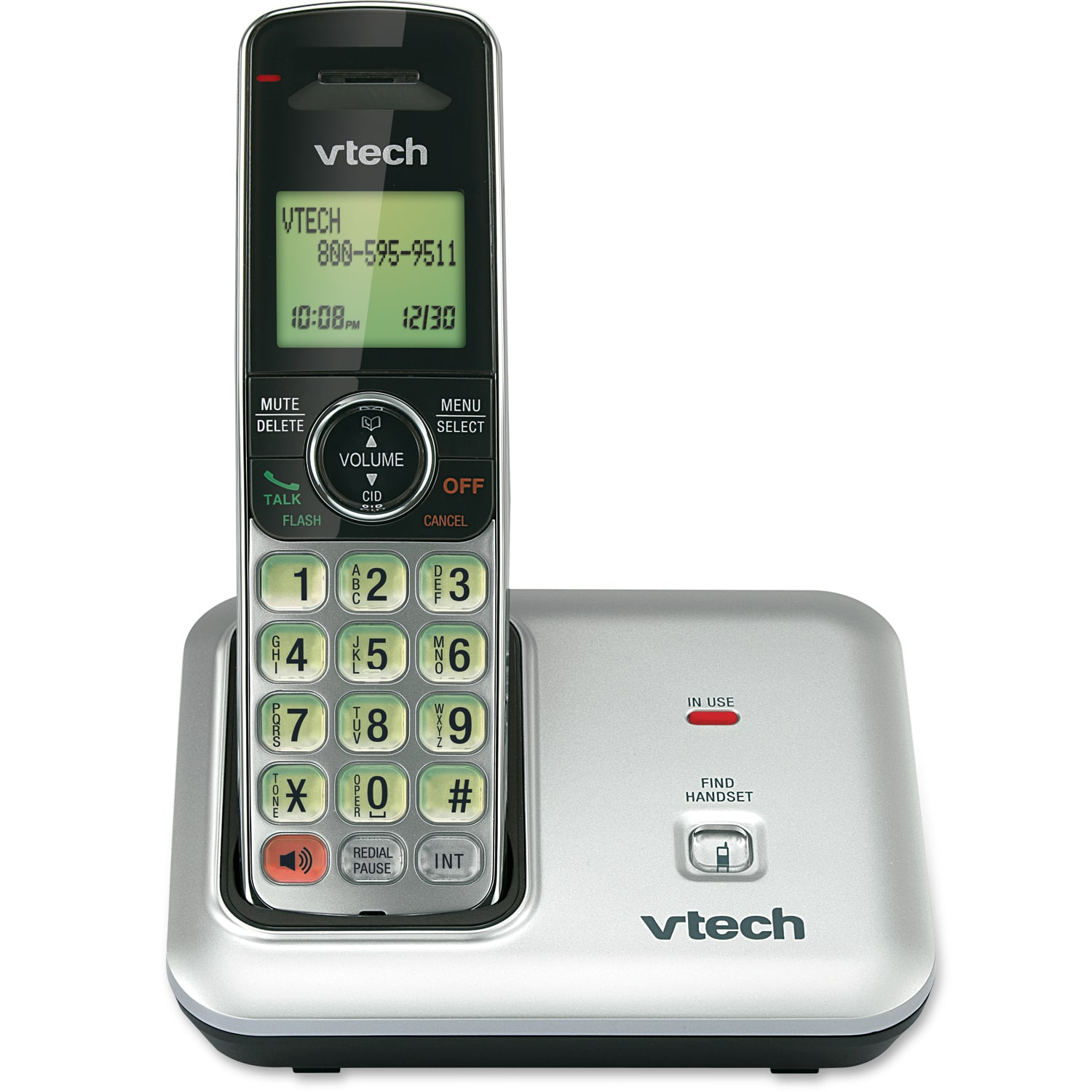 Cordless Phone with Caller ID/Call Waiting