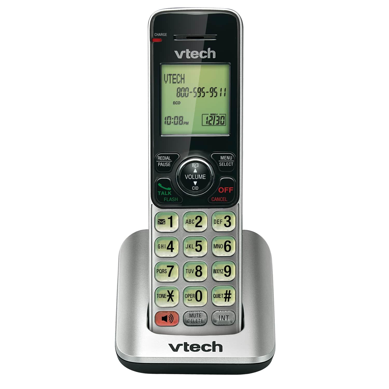 accessory handset with caller id call waiting cs6609 vtech rh vtechphones com vtech phone manual cs6229-3 vtech phone manual cs6229-2