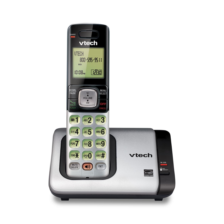 Cordless Phone With Caller Id Call Waiting Cs6719 Vtech Cordless Phones