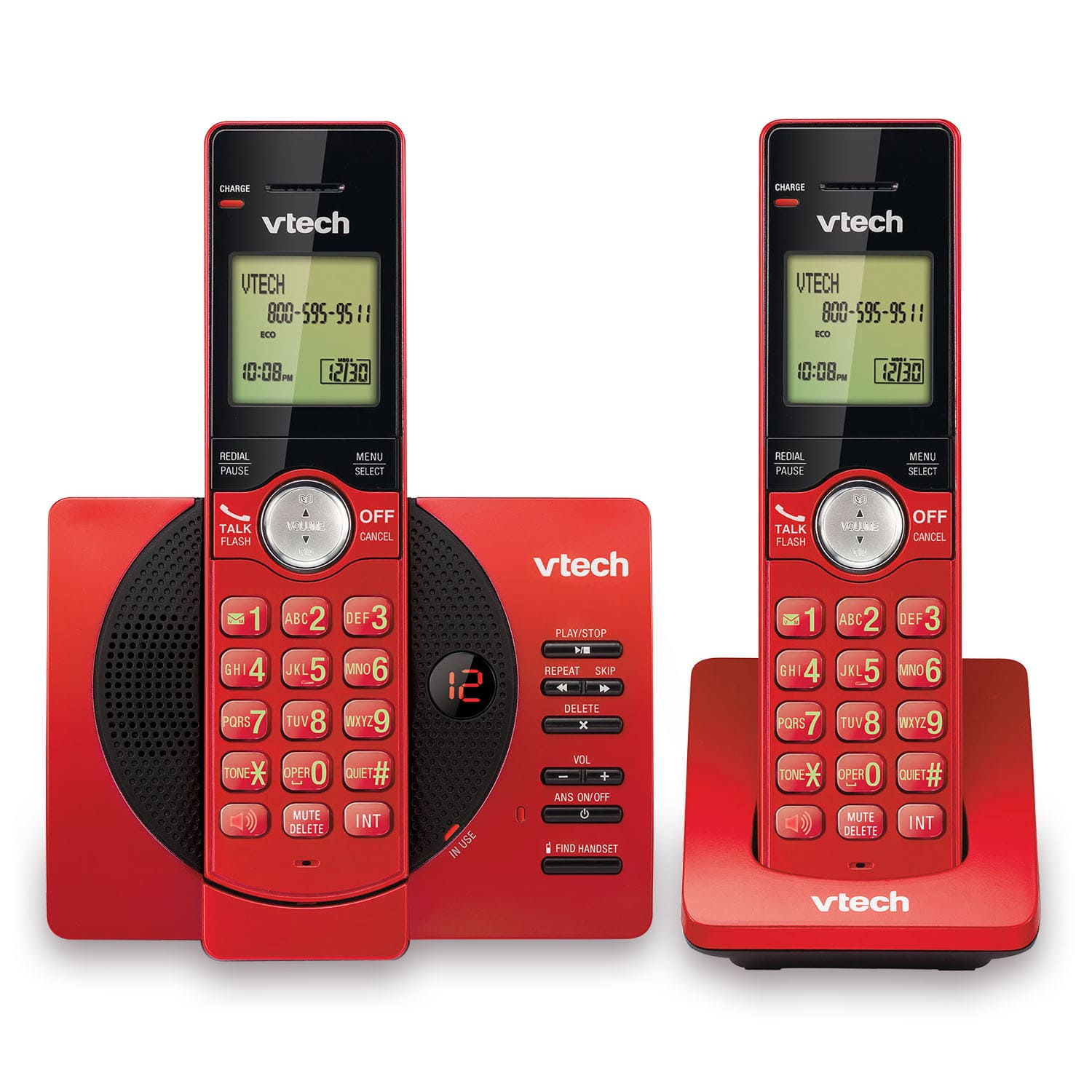 Cordless Answering System With Caller Idcall Waiting Cs6929