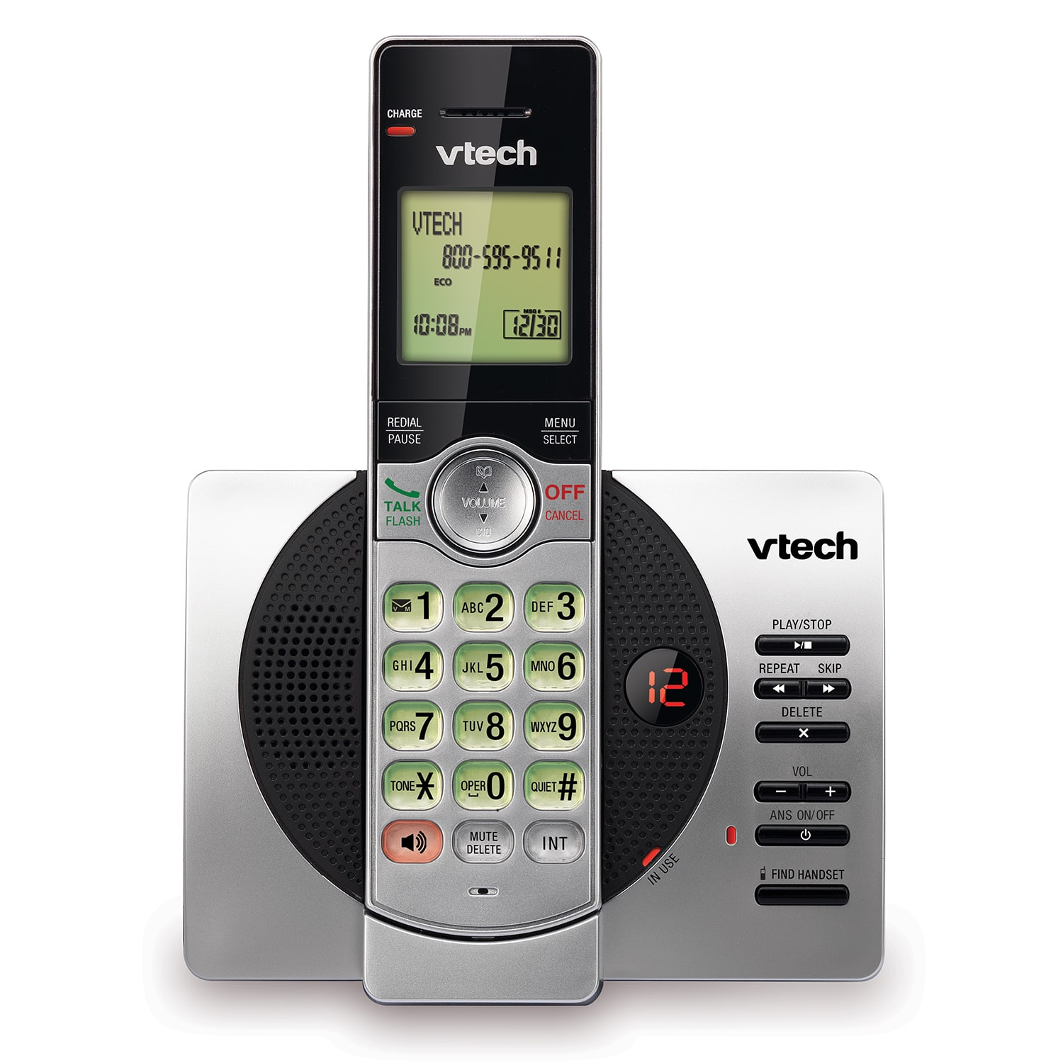 vtech phone troubleshooting out of range