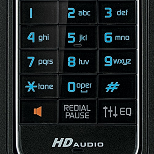 3 Handset Connect to Cell™ Phone System with Cordless Headset