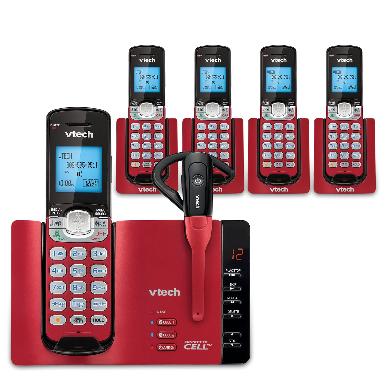 Wireless Handset For Cell Phone Data Wiring 18118d1267131309wiringgarage2204wirefeedersamebuildingjpg Connect To System With Cordless Headset Ds667v 2h Rh Vtechphones Com