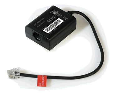EHS Wireless Headset Adapter