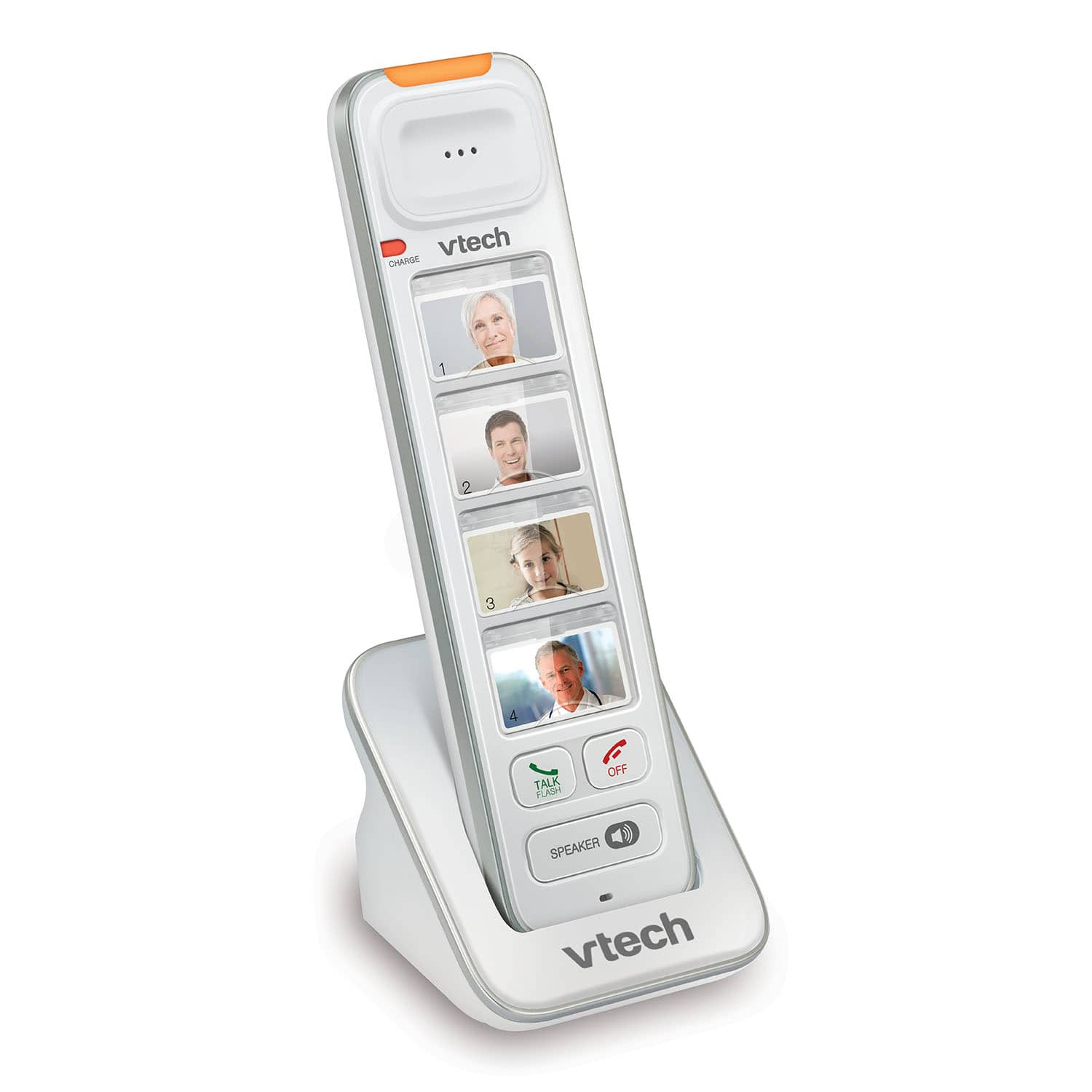 SN6307 VTech CareLine VTECH R Accessory Handset with Photo Speed Dial R R