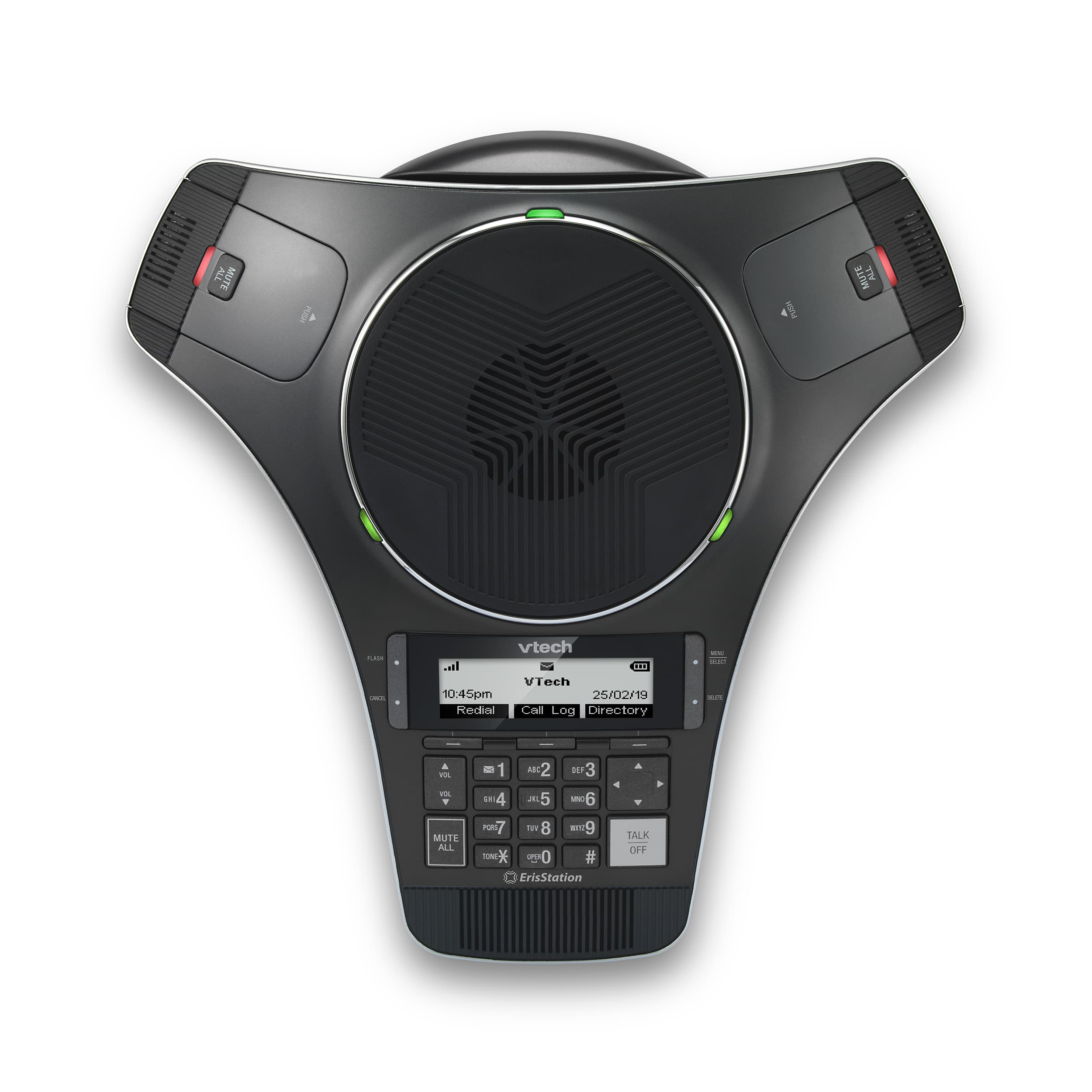 Image of ErisStation<sup>®</sup> Wireless Conference Phone with Two Wireless Mics