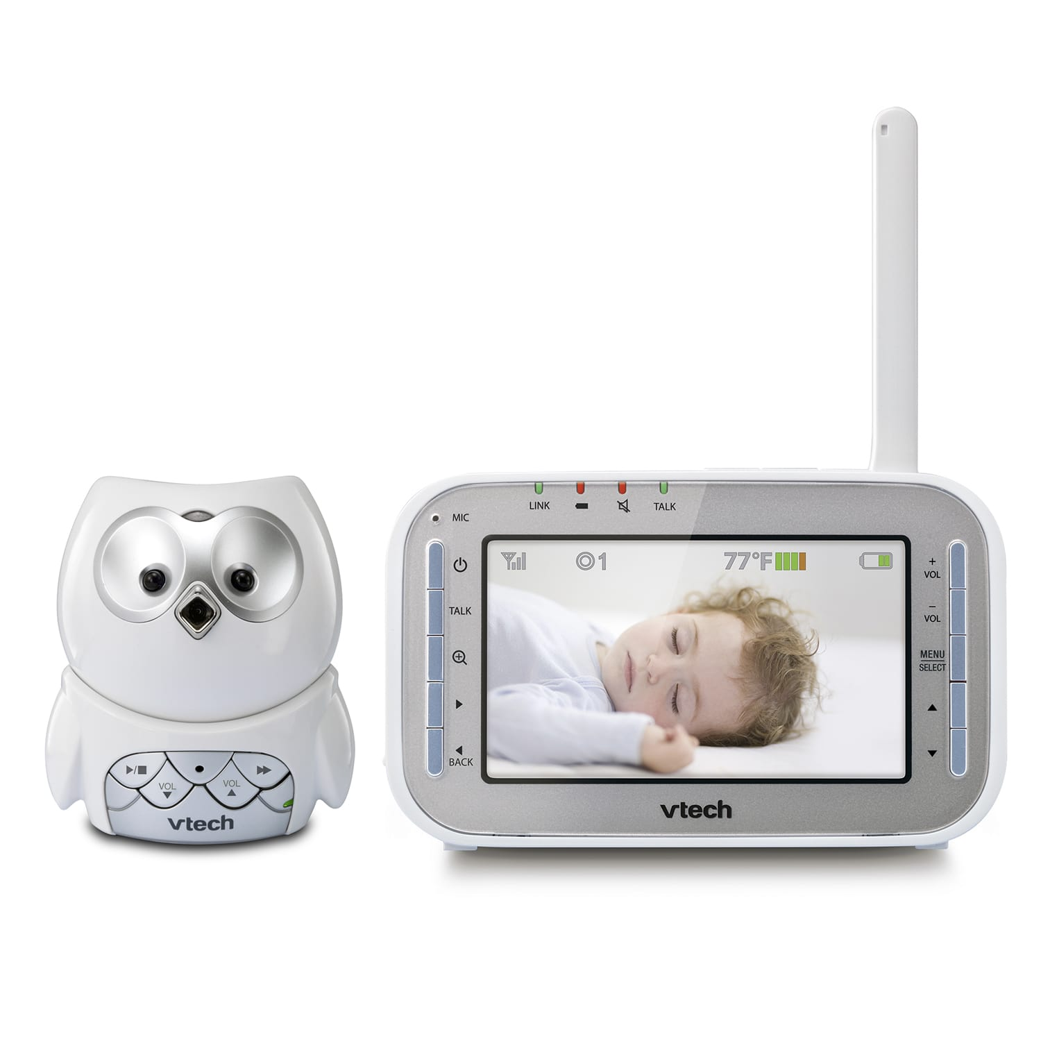 Baby Monitor | Official VTech® Audio and Video Baby Monitors