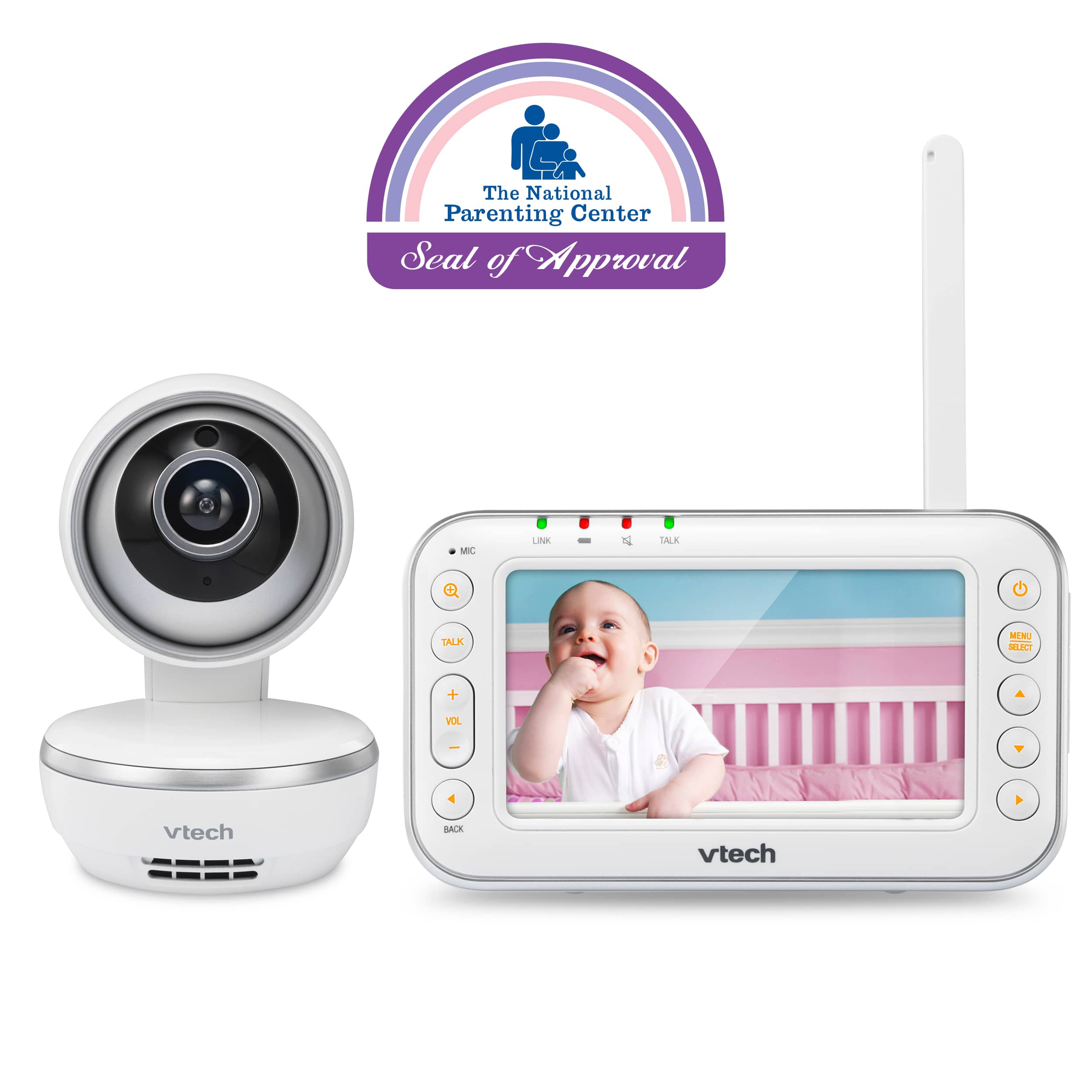 Video Monitor 4.3 Baby