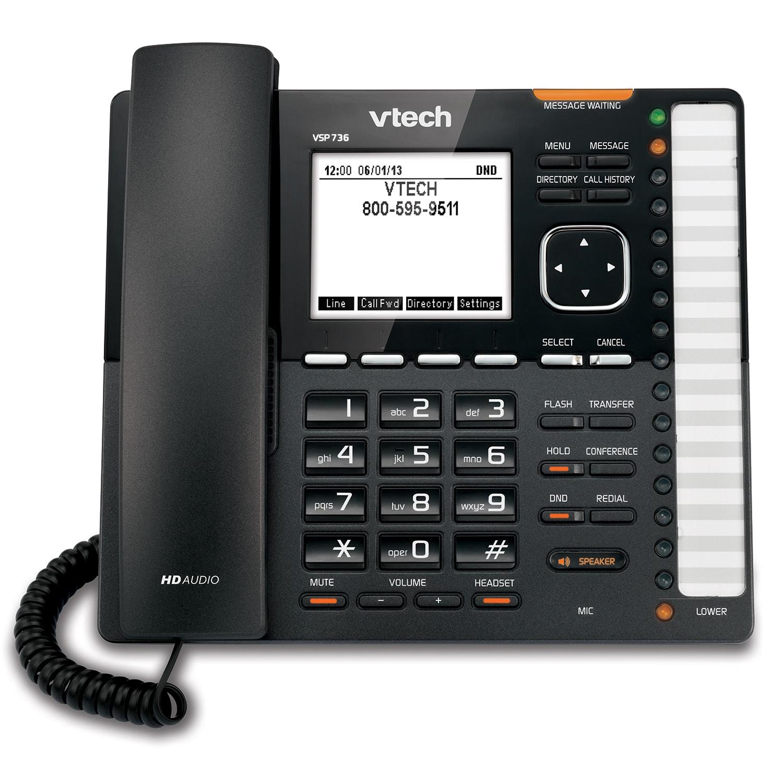 ErisTerminal SIP Phones | VTech® Business Solutions